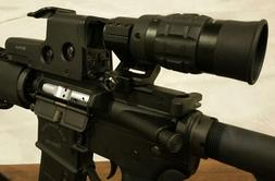 1.5 - 5x MAGNIFIER with FTS Mount for eotech aimpoint vortex