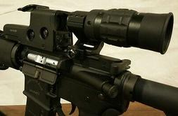 1.5 - 5x VARIABLE MAGNIFIER for eotech aimpoint vortex acog