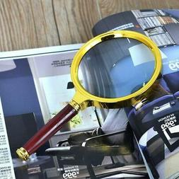 10x magnifier magnifying glass loupe reading jewelry