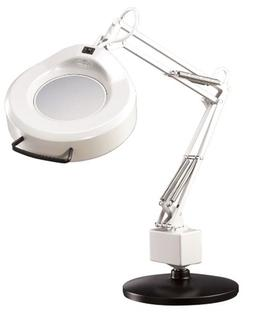 """Luxo 16353LG IFM Magnifier, 30"""" External Spring Arm, 5-Diopt"""