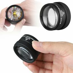 30x Magnifying Glass Eye Loupes Loop Optical Magnifier Jewel