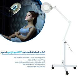 5X Magnifying Lamp Salon Spa Base Beauty Hair And Skin Carin