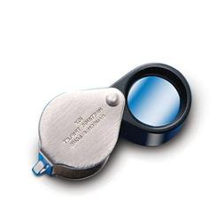 BAUSCH LOMB 816171 Magnifier,10x,Hastings Triplet