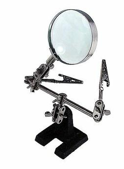 SE - Magnifier - Helping Hand, 2.5in. - MZ101
