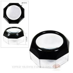 Acrylic 3X Domed Magnifier Table Magnifying Glass Jewelers T