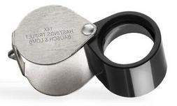 Bausch & Lomb Hastings Triplet Loupe 14X - Jeweler Magnifier