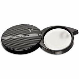 Bausch Lomb 4X Folded Pocket Magnifier 36Mm Diameter Lens 81