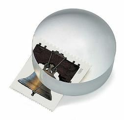 Dome Magnifier 3  Inch 4x Magnification With  Polishing Pouc