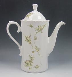 Eschenbach China 21041 5c Coffee Pot with Lid EXCELLENT