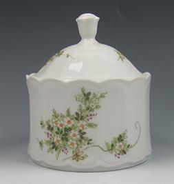 Eschenbach China 21041 Sugar Bowl with Lid EXCELLENT