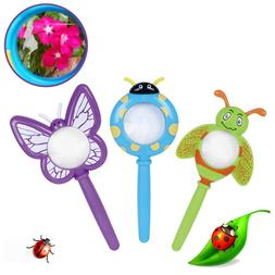 Handheld Insect Kids <font><b>Magnifier</b></font> Detective