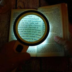 Handheld Magnifier Magnifying Glasses Loupe for Reading Jewe
