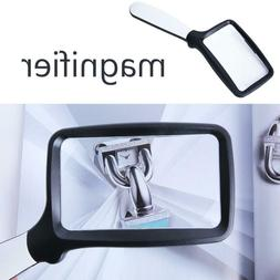 Handle for Reading Magnifying Glass Seniors Light with Magni