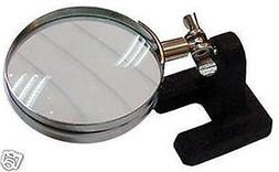 Hands Free Table Top Adjustable Magnifier 5X Magnification M