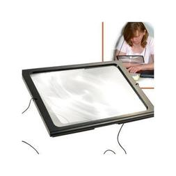 Hands Free Magnifying Glass With Light & Neck Cord LED Illum