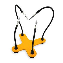 QuadHands Helping Hands Third Hand Soldering Tool and Vise -