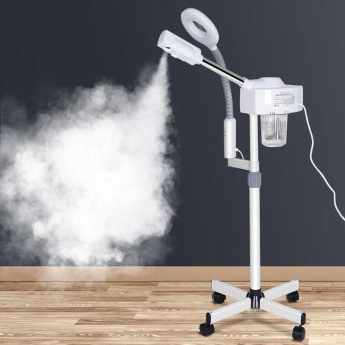 1 facial steamer magnifying lamp