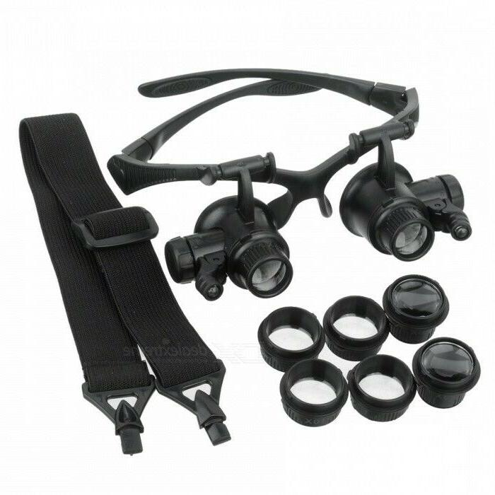 10X LED Jewelry Magnifier