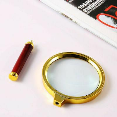 10X Glass Loupe Jewelry US