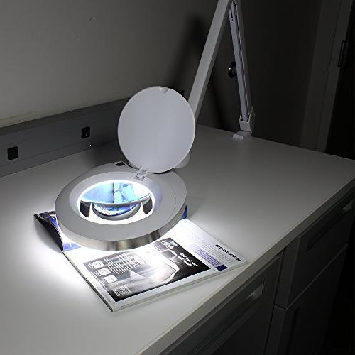 Aven Magnifying Lamp Provue, 22W Fluorescent