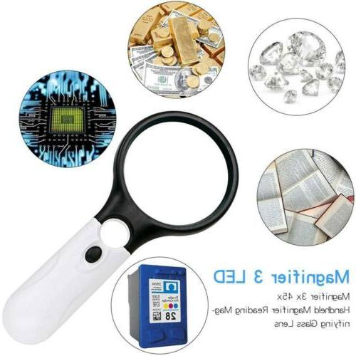 45X Magnifying Glass Loupe 3