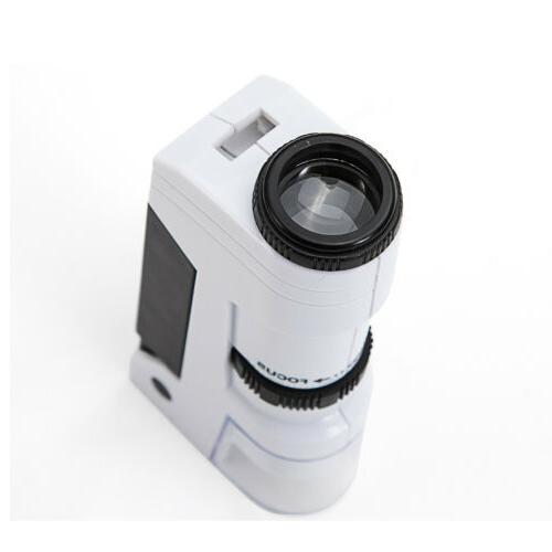 Pocket Microscope Magnifying Jeweler