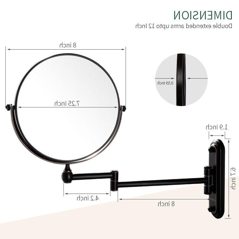 MagniPros 3X Large Wide Horizontal Handheld Magnifying Glass