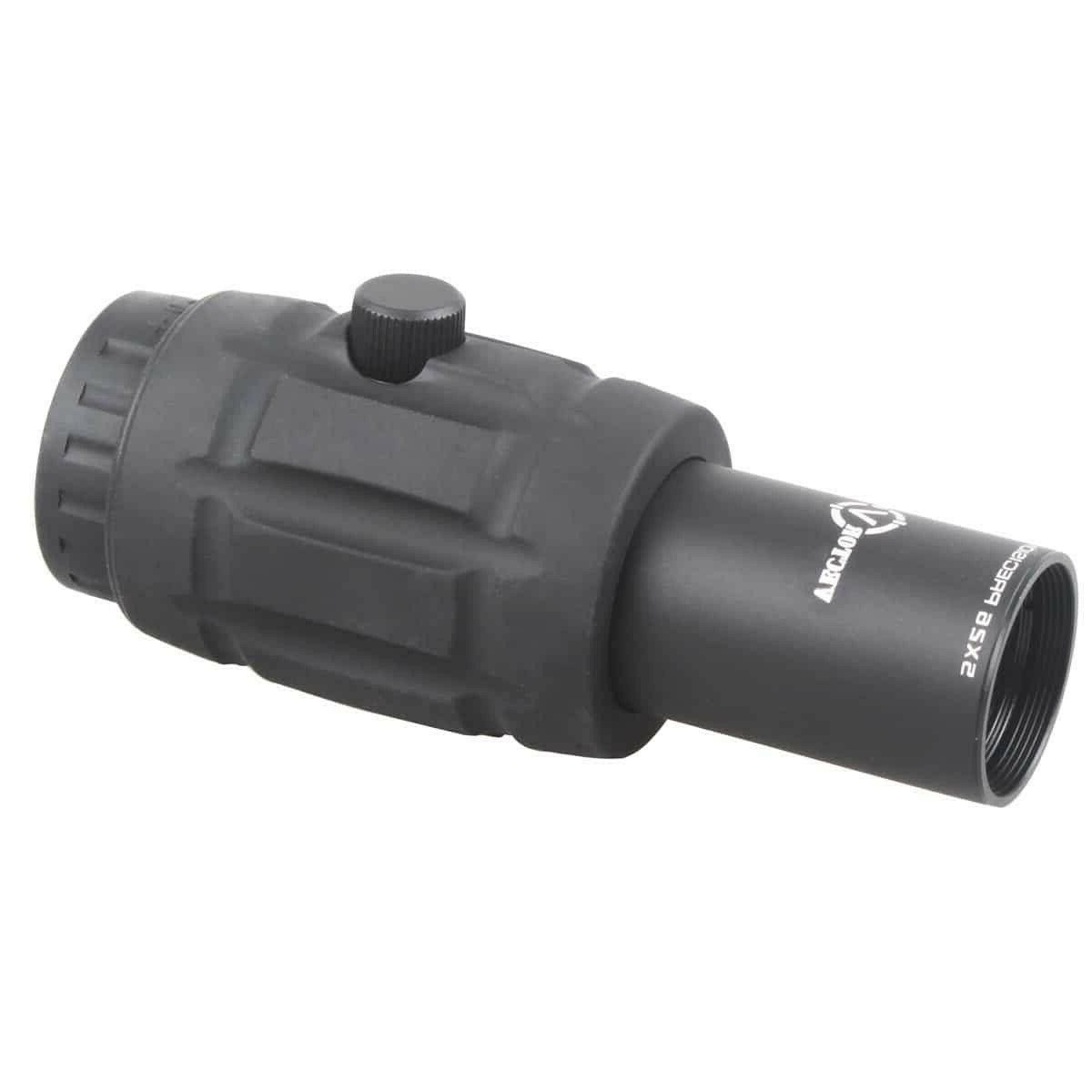 Vector Optics 5X Scope Red Sights with Side QD