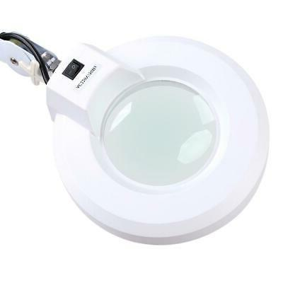 5X Magnifier Lamp Magnifying Glass Lens