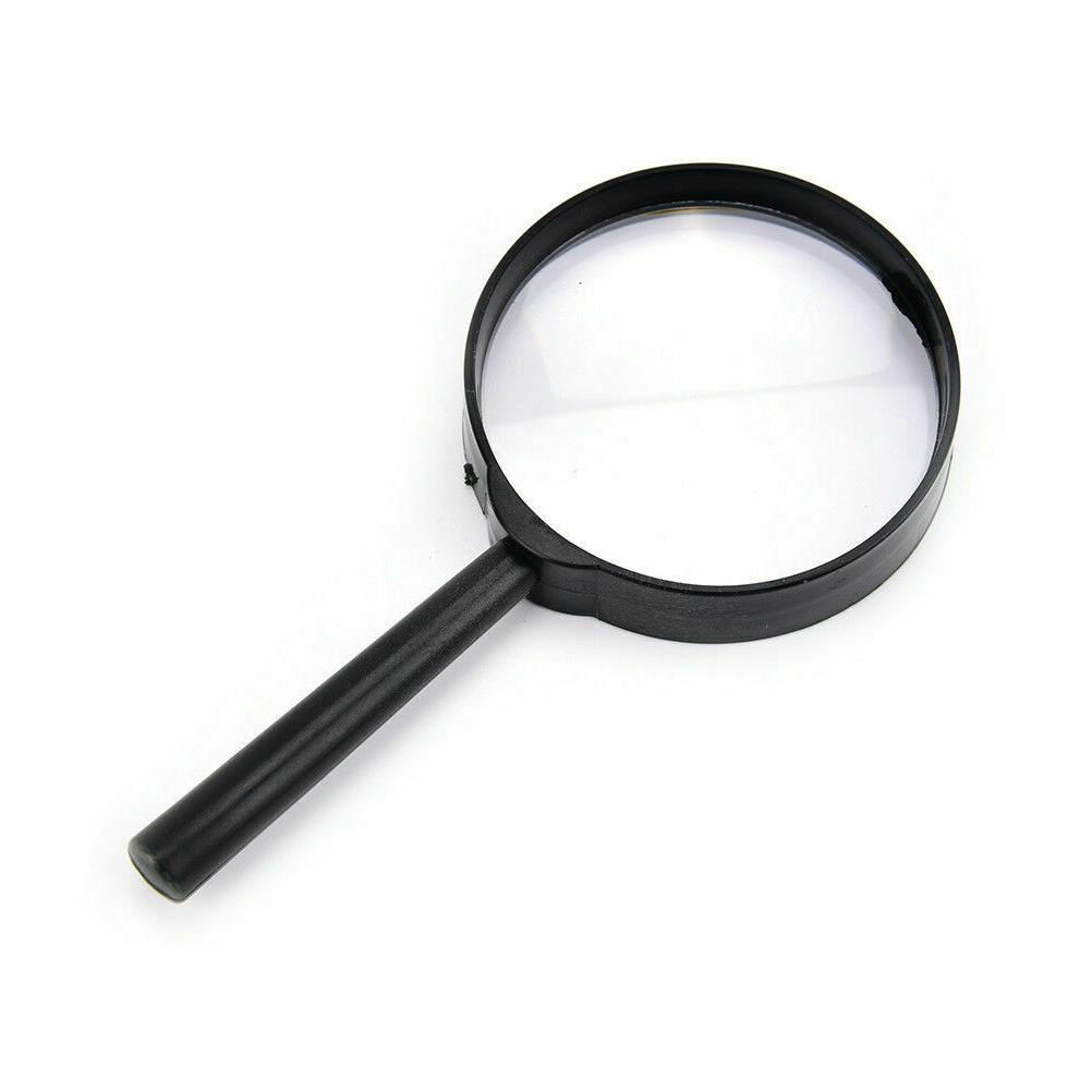 60mm 5x held hand reading magnifier magnifying