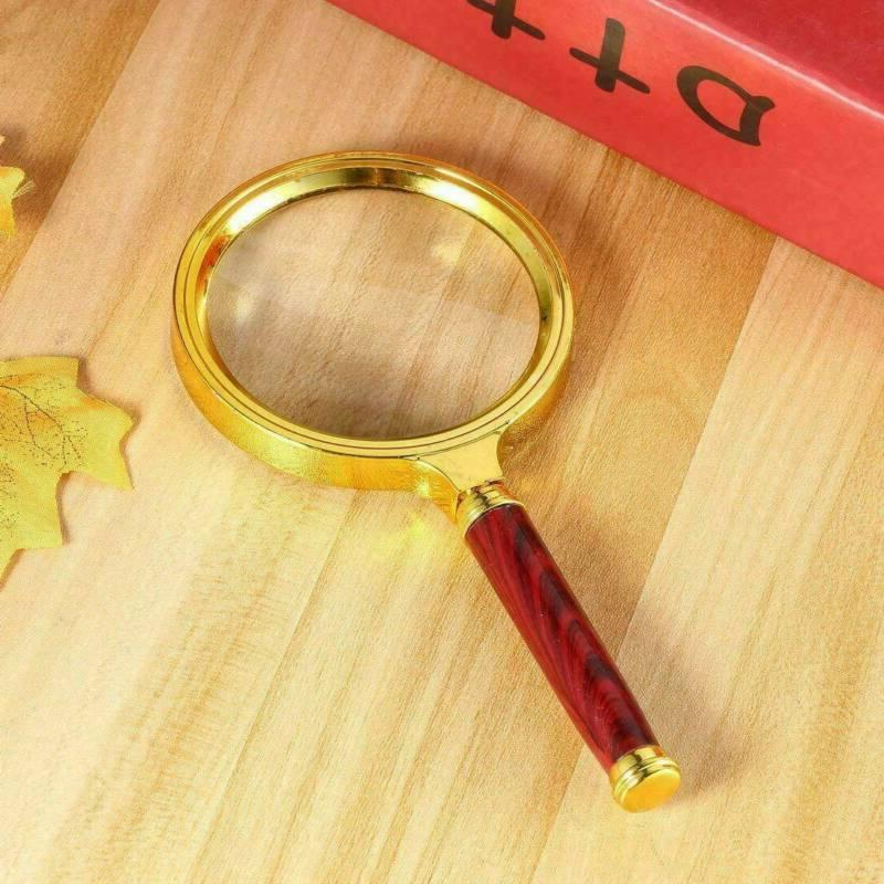 90mm Handheld 15X Magnifying Jewelry Large US.