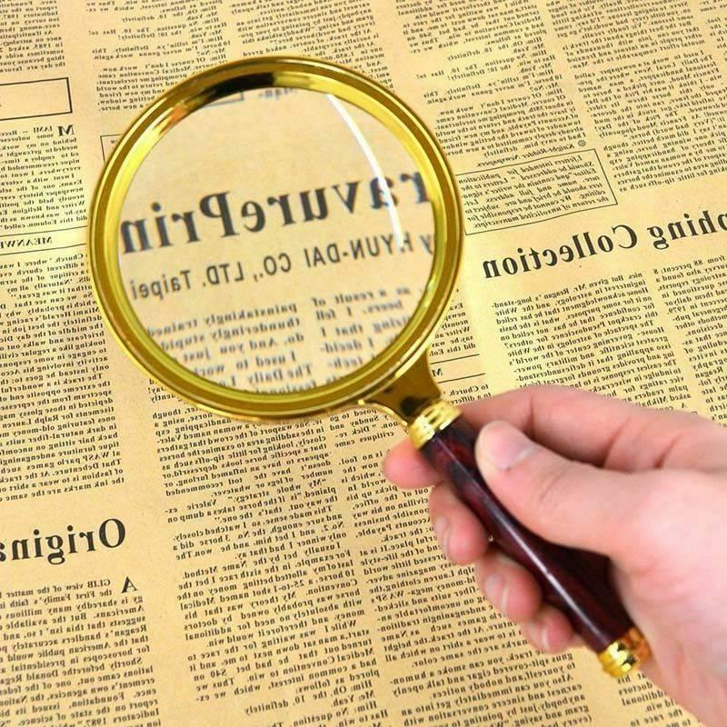 90mm Magnifying Glass Jewelry Large US.