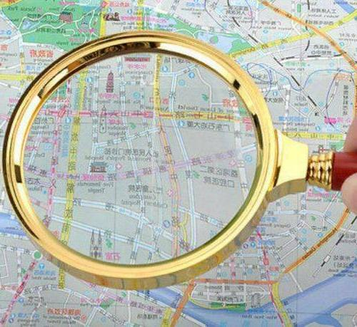 90mm Handheld Magnifying Jewelry Large US.