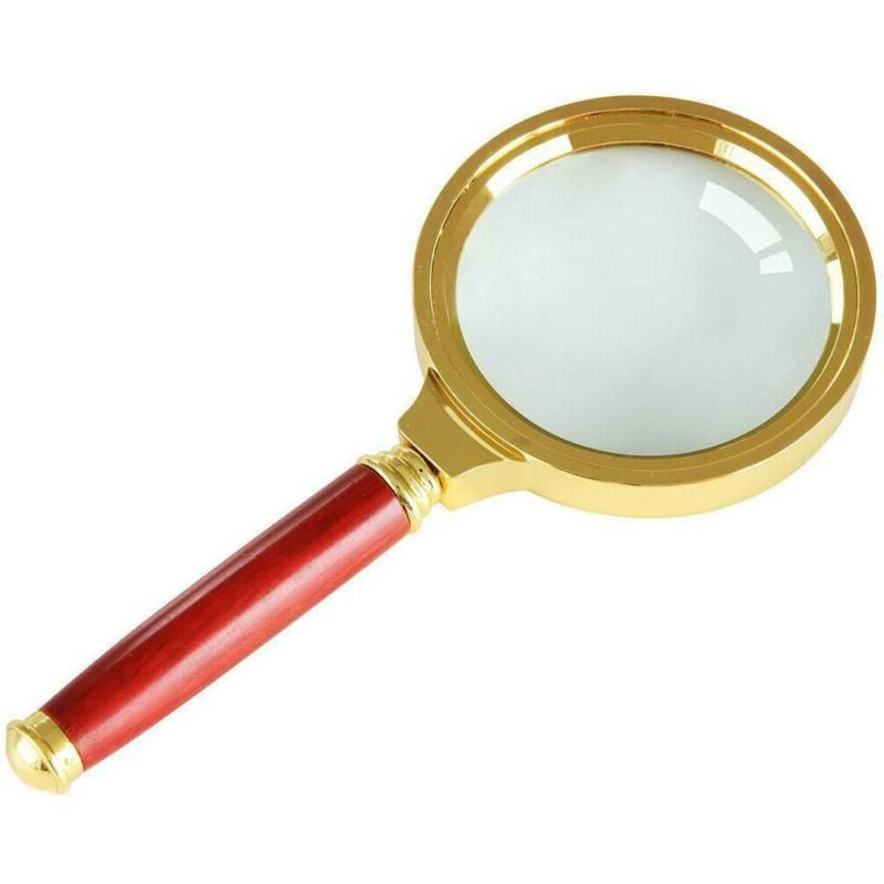 90mm Magnifying Glass Reading Jewelry