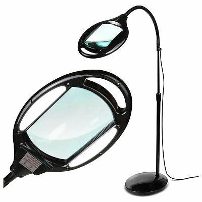 Brightech - LightView PRO SuperBright Magnifier Floor Lamp w