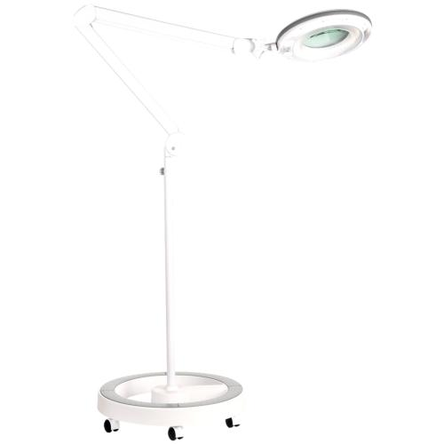 Brightech - LightView Pro Dimmable LED Magnifier Floor Lamp