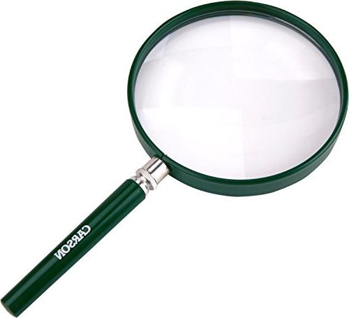 Carson Magnifier Over-sized 5-Inch Lens
