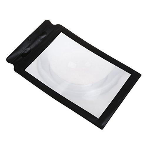 a4 page sheet magnifier magnifying