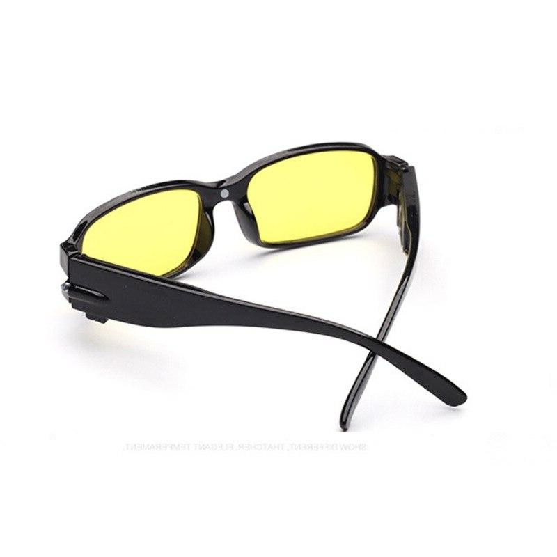 Fatigue Prevention with LED glasses Women Unisex eyeglasses Spectacle Diopter <font><b>Magnifier</b></font> light up