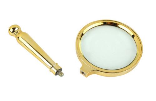 Hand held Classic Glass Magnification Magnifying Lens