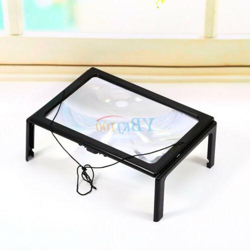 Hands Free Magnifier Glass Jewelry Loupe