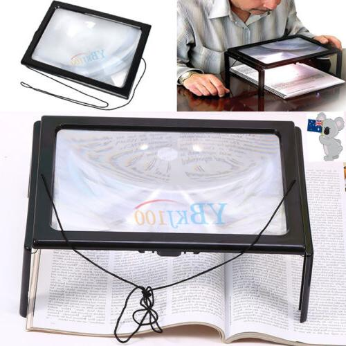 Hands Magnifier Glass Large
