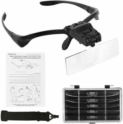 Headband Magnifier with for