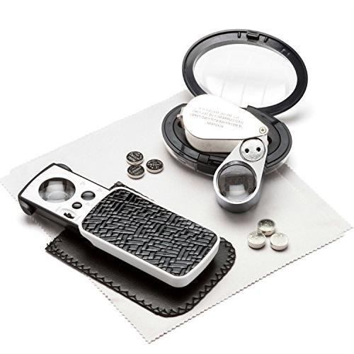 jewelers magnifying glass