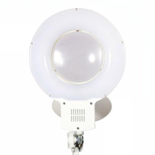 Oxyled M10led Magnifying Floor Desk Lamp Magnifier Glass