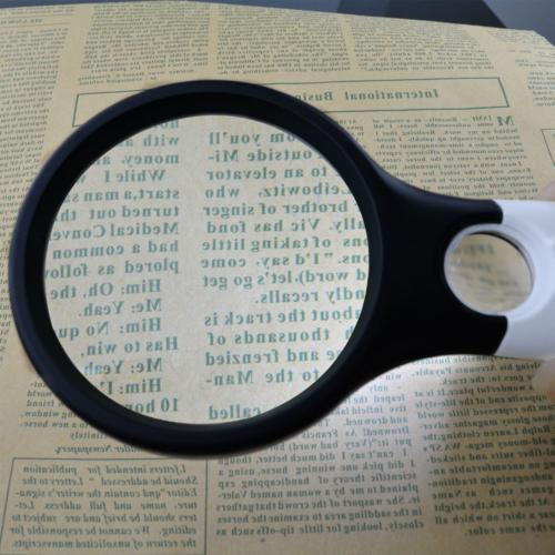 Magnifier LED Marrywindix 3 X