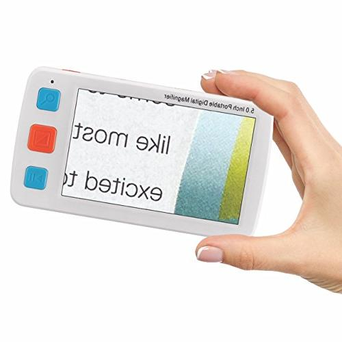 magnifier portable zoom