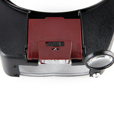 Magnifying Glass Light Magnifier US