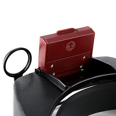 Magnifying Glass Light Magnifier Loupe With US