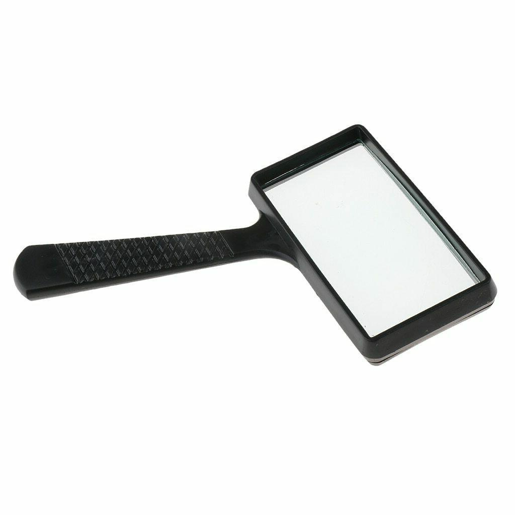 Magnifying Glass Rectangular Reading Jewelry